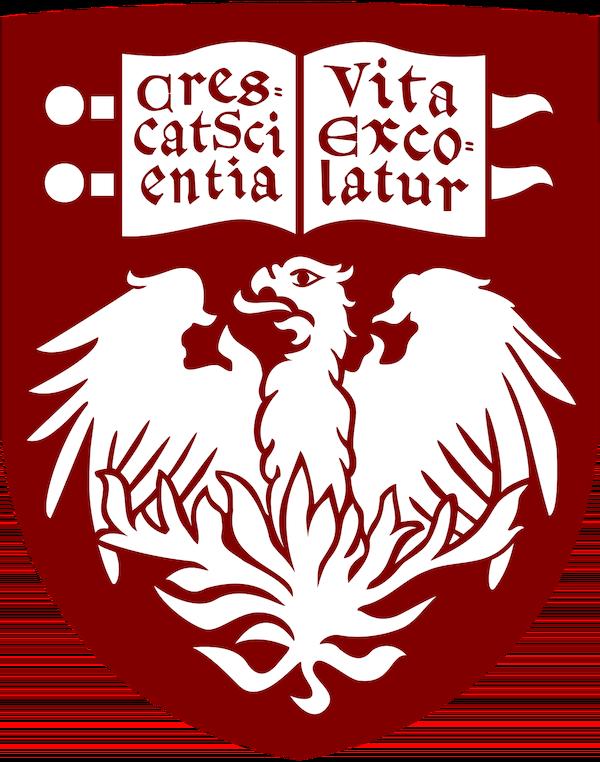 logo for The University of Chicago